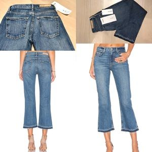 GRLFRND's NEW NWT 24 Med-high waisted-Small flare